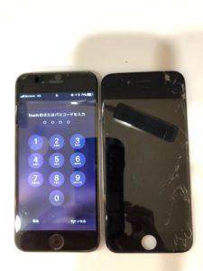 iphone6液晶交換