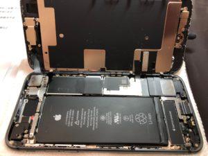 iphone8水没反応