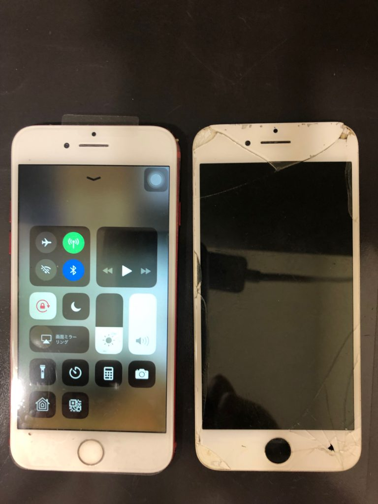 iphone(アイフォン)7画面修理